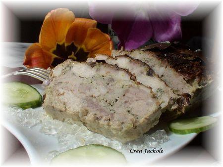 Terrine de viande fleur de sel aux pices grill s paperblog - Fleur de sel aux epices grillees ...