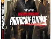 Mission Impossible Protocole Fantôme, demain Bluray