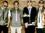 "East Movement s'offent Tyga pour leur clip ""Dirty Bass"""