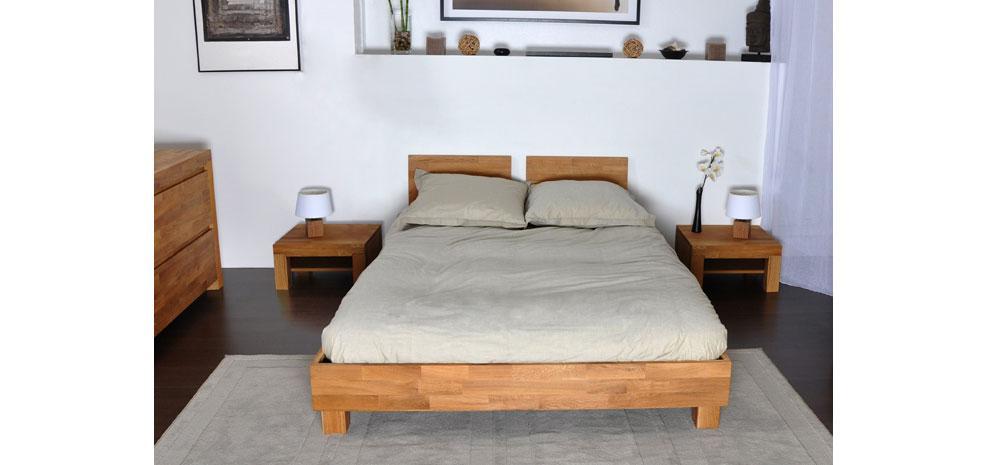 Vente priv e num ro 25 le lit cosy en ch ne paperblog - Lit deux places design ...