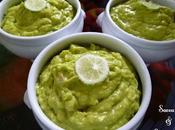 Guacamole Gingembre Citron Vert