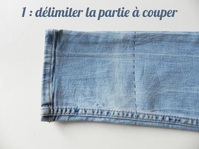 DIY : effilocher du jean