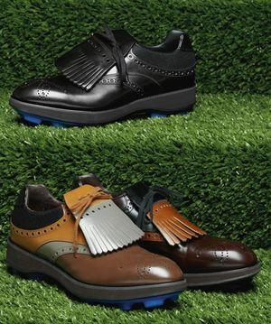 les chaussures de golf prada de la saison printemps t 2012 lire. Black Bedroom Furniture Sets. Home Design Ideas