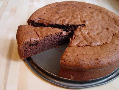 Recette gateau au chocolat pour 8 personnes