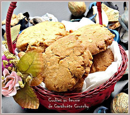 cookies au beurre de cacahu tes paperblog. Black Bedroom Furniture Sets. Home Design Ideas