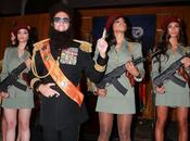 [Avis] Dictator réalisé Larry Charles avec Sacha Baron Cohen, Kingsley Anna Faris