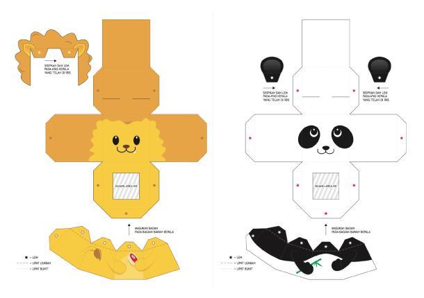 Как сделать животного из бумаги своими руками видео