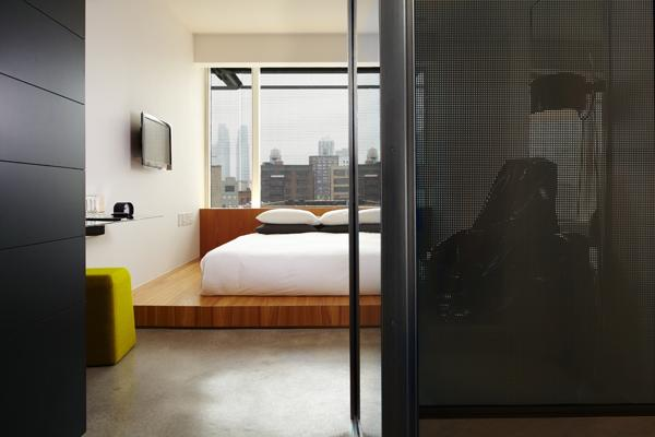 Hôtel Americano ultra-design à New York