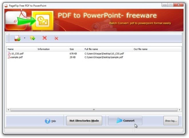 Powerpoint Freeware Vista