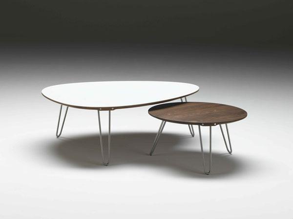 Design scandinave la table triangulaire un must paperblog - Table basse scandinave la redoute ...
