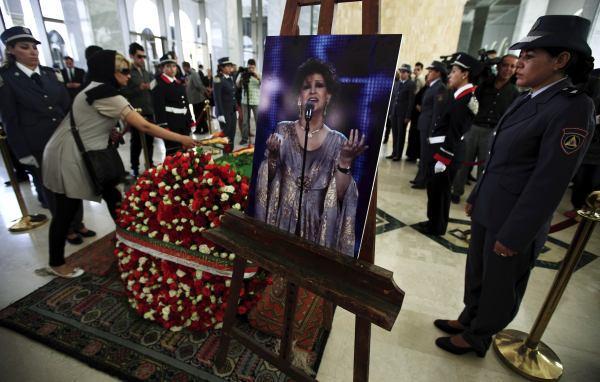 """Disparition de Warda, """"la rose pourpre du Caire"""" : Nous sommes toujours là !"""