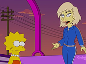 Simpsons Goes Gaga…