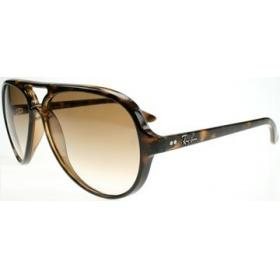 Lunettes style pilote RAY-BAN Cat5000