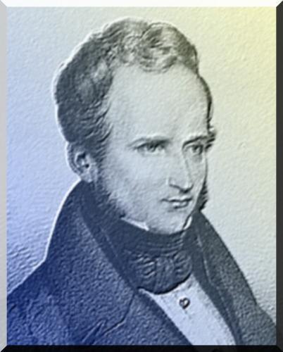 Alfred de vigny paperblog for Alfred de vigny la maison du berger
