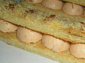 Mille-feuilles thon labneh