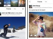 Facebook annonce Camera