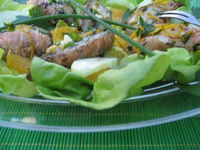 Langoustines grill es la liv che sur le barbecue paperblog - Enlever rouille sur grille barbecue ...
