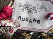 Créer jolies étiquettes tissu