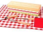 Sandwich Opinel Fricote idée cadeau pour Fête Pères