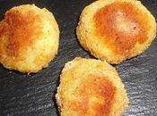 Arancini italiens (boulettes mozzarella)