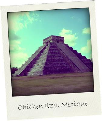 Chichen Itza : check!