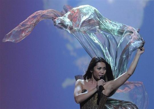 Eurovision : qu'avez vous pensé d'Anggun ?