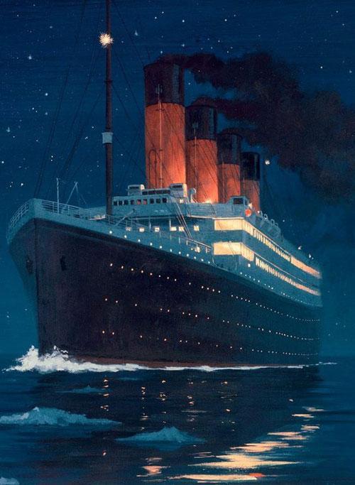 titanic barcelone