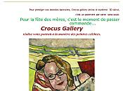 Crocus Gallery l'art dans votre maison