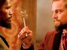 Photos Django Unchained Quentin Tarantino dévoile