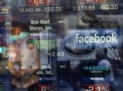 L'action Facebook descend sous barre dollars