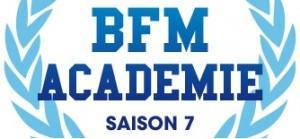 Sampleo en quart de finale de la BFM Académie