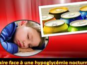 Prévention l'hypoglycémie nocturne