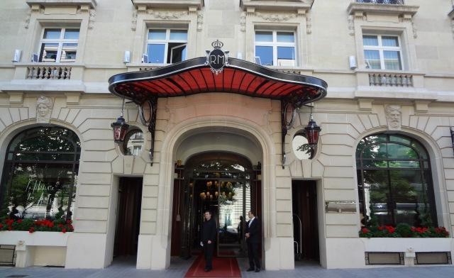La cuisine le restaurant du royal monceau voir for Restaurant la cuisine royal monceau
