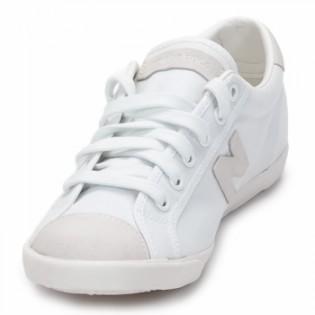 basket new balance femme blanc