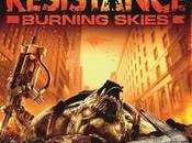 Test Concours Resistance Burning Skies Vita