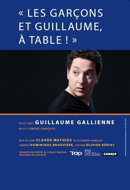 Cin ma les gar ons et guillaume table tournage paperblog - Les garcons et guillaume a table online ...