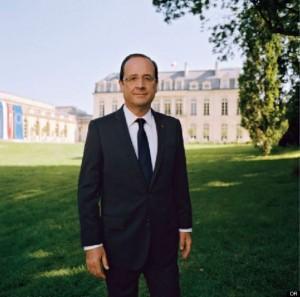 Le portrait décalé de François Hollande
