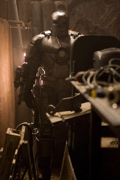 Iron Man bientot sur les ecrans