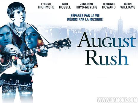 August rush essays about life