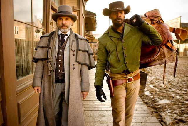 [News] Django Unchained : premier trailer pour le nouveau Tarantino !