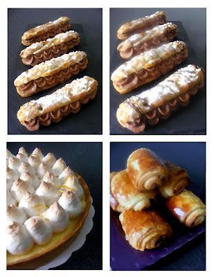 Farandole de desserts d couvrir - La farandole du gout embrun ...