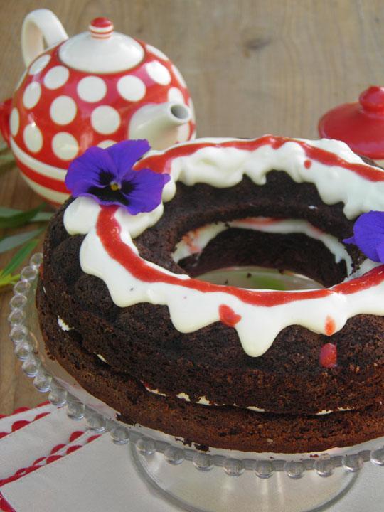 Layer Cake Coco Marie La Foret