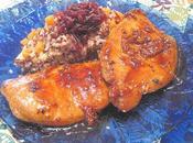 Côtelettes porc marinées l'érable poivre d'érable