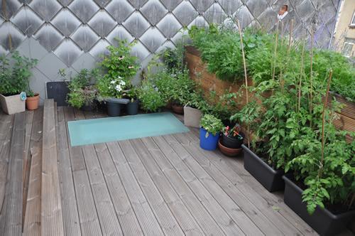 diy un coin de ma terrasse revue et corrig e d couvrir. Black Bedroom Furniture Sets. Home Design Ideas