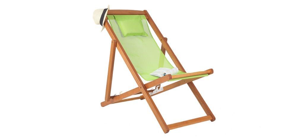 Mobilier d 39 ext rieur tendance 2012 le bois et le m tal for Achat chaise longue