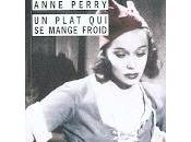 plat mange froid Anne Perry