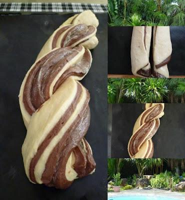 Brioche Chocolat, Vanille & Fève Tonka!