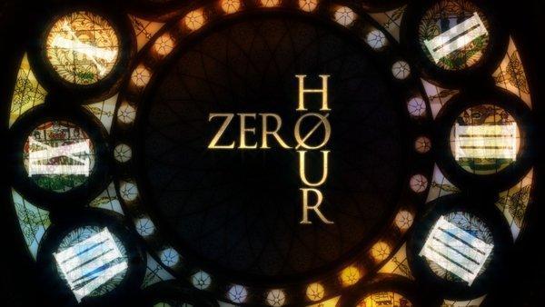 zero hour Les séries de la rentrée 2012 : ma sélection