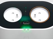 Plug, prise intelligente Orange