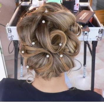 coiffure pour mariage invit cheveux court julypaulaviola web. Black Bedroom Furniture Sets. Home Design Ideas